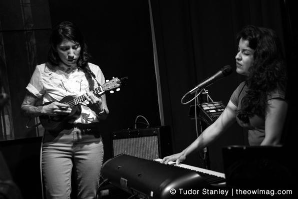 Irene Diaz @ Red Poppy Art House, SF 5/8/14