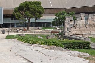 Bilde av Jardin des Vestiges nær Marseille. france marseille archéologie réalitéaugmentée dalbera muséedhistoiredemarseille marseilleantique