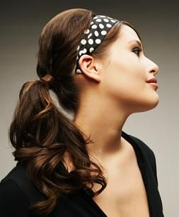Side Ponytail Hairstyles From Being Rated As A Hairdo Just Flickr