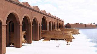 Shipshed render - Grant Cox - http://www.artasmedia.com/