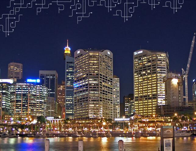 Darling Harbour, Sydney, Austrália