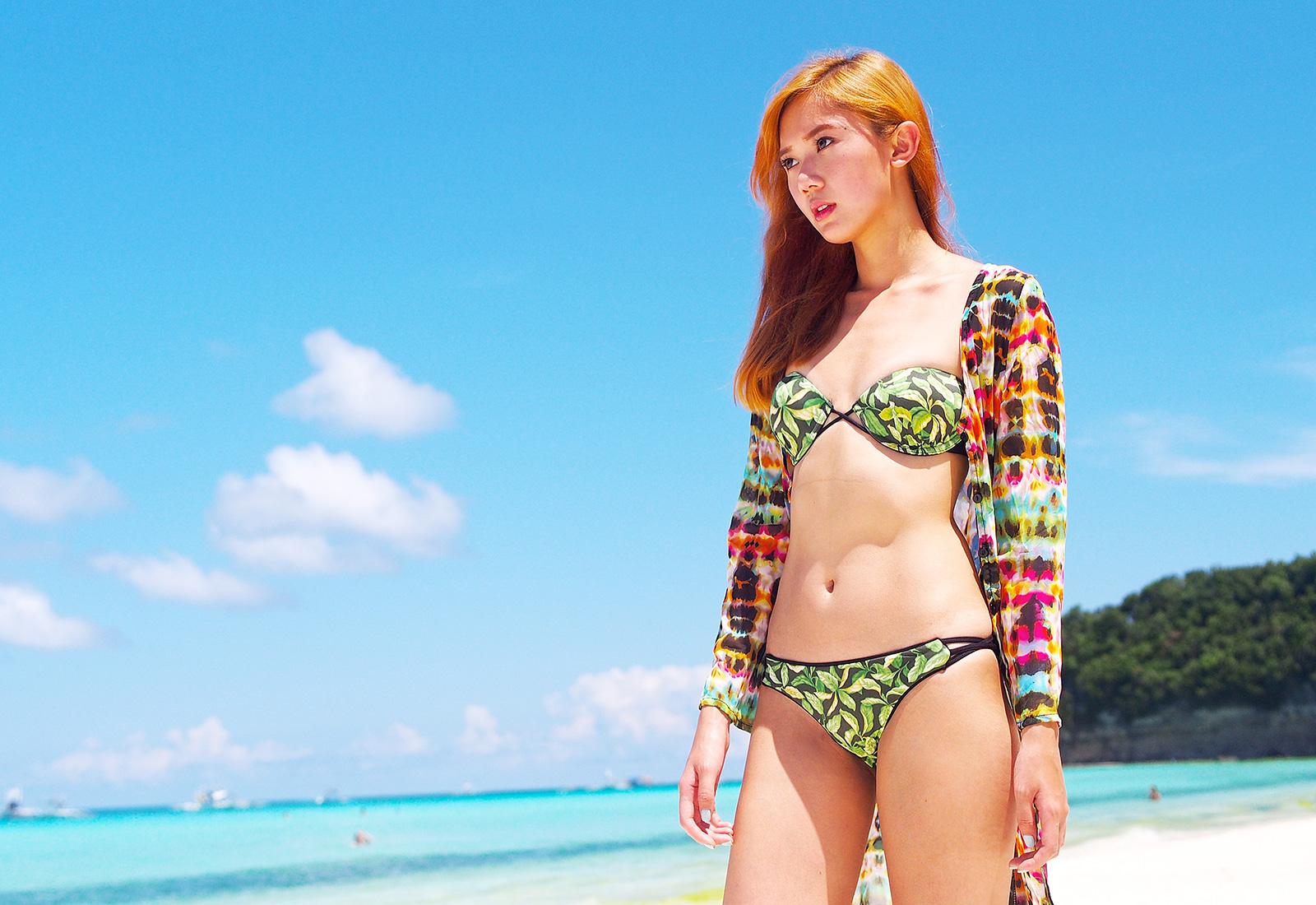 Bikini dare georgina have hit