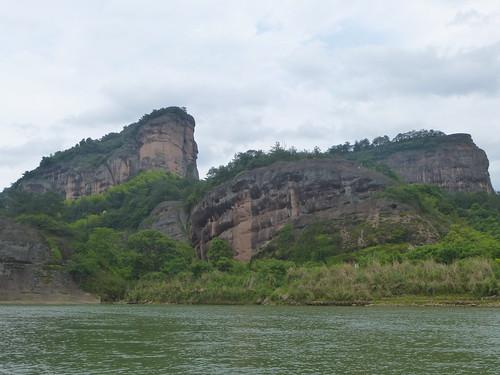 Jiangxi-Longhu Shan-3 Radeau (54)