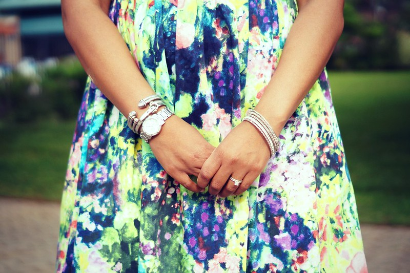 watercolor-print-dress