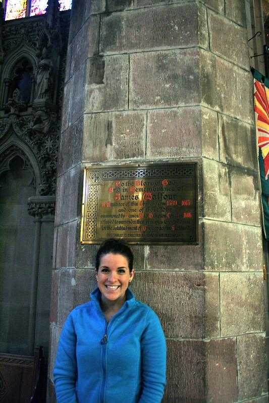 Balfour-St. Giles, Edinburgh