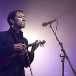 Thanks to Andrew Bird for joining us live on the radio for the Whole Wide World. And for a great set. Photo by friend of FUV Nate Azark.