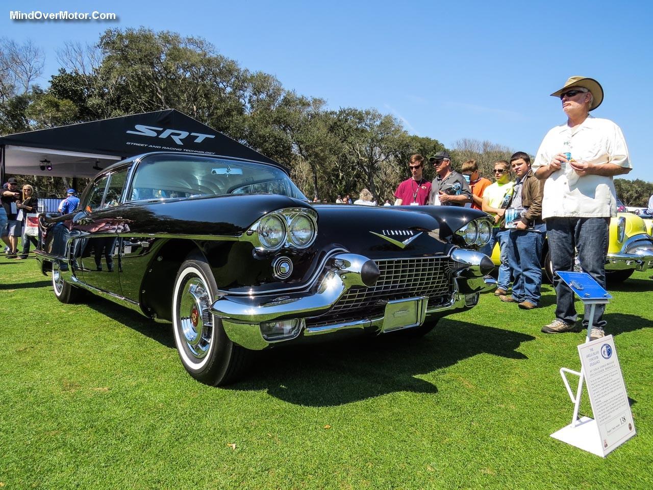 1957 Cadillac Eldorado Brougham Front Left