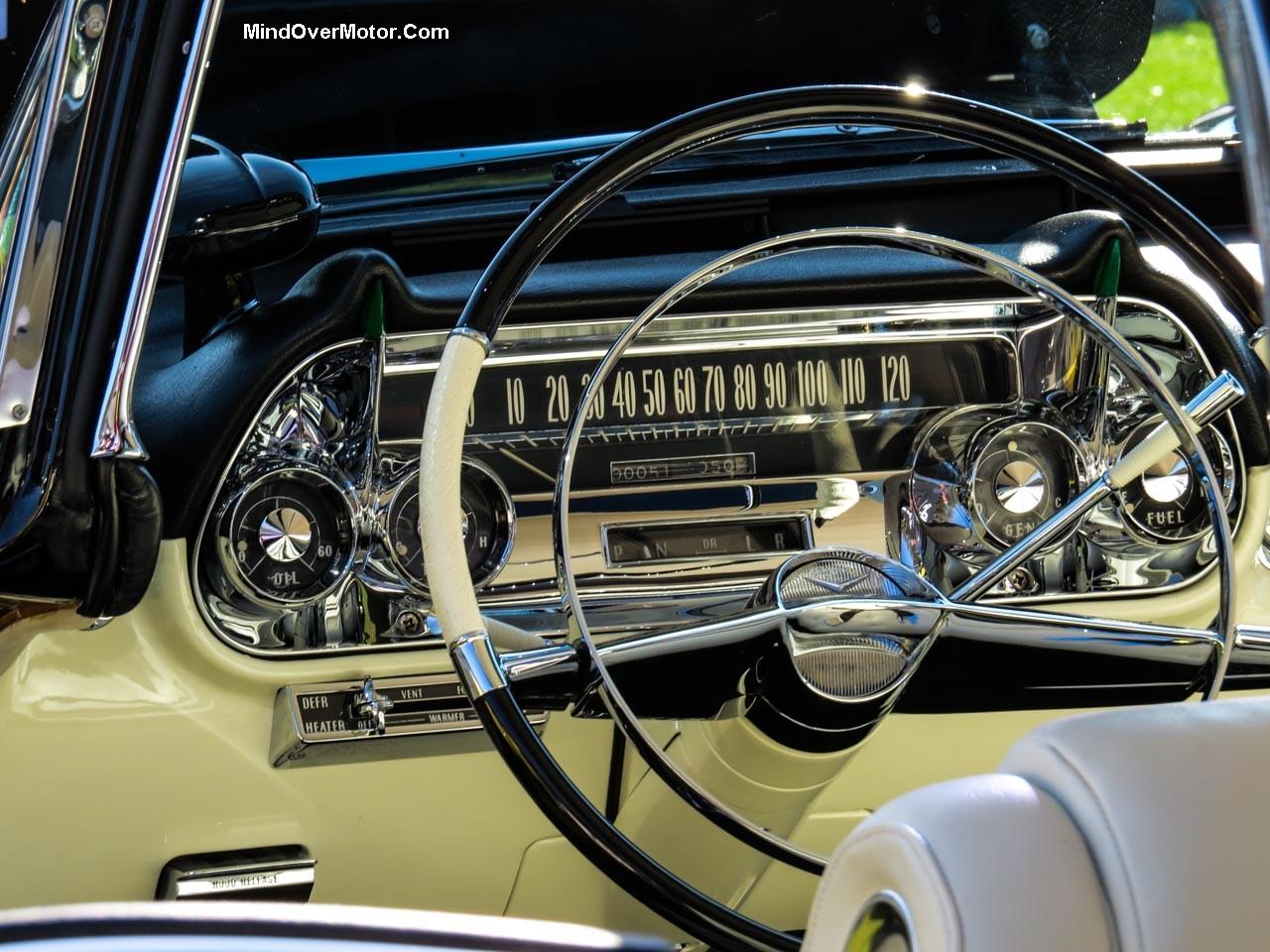 1957 Cadillac Eldorado Brougham Steering Wheel
