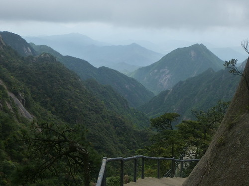 Jiangxi-Sanqing Shan-1 sentier de l'est (62)