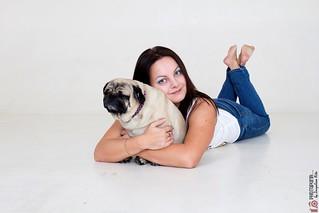 Фотография Дама с собачкой 6
