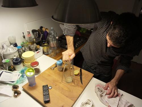 Con lo spremiagrumi di Philip Starck by Ylbert Durishti