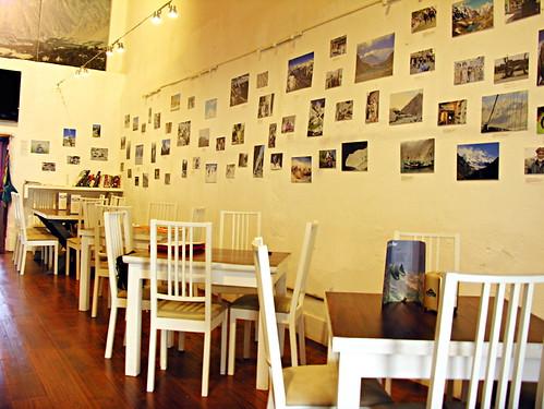 Rakaposhi Tapas Bar, La Laguna