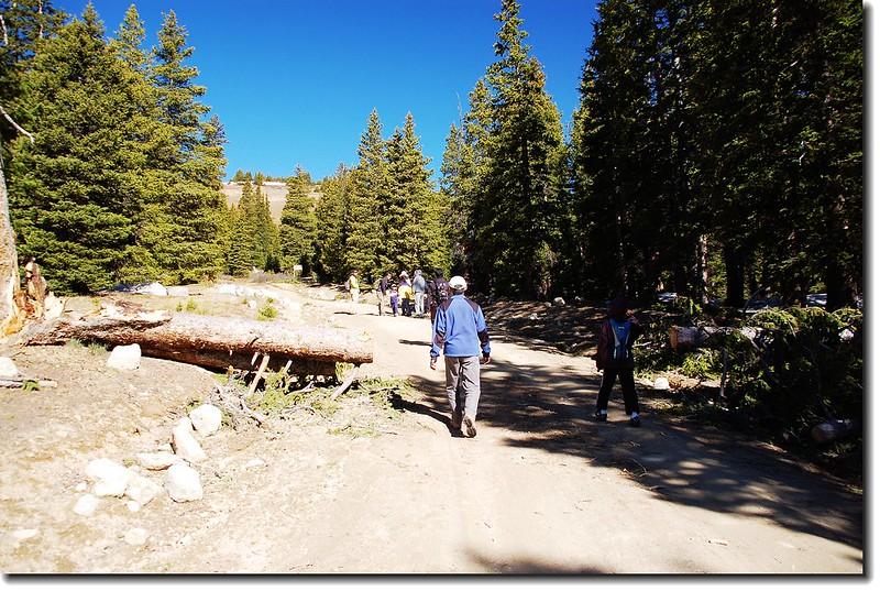 Hoosier Pass Loop Trail 1