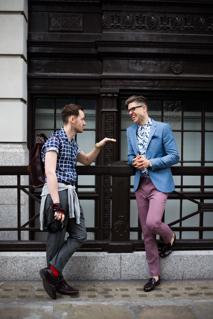 (15-06-2014) Jonathan Daniel Pryce & Darren Kennedy