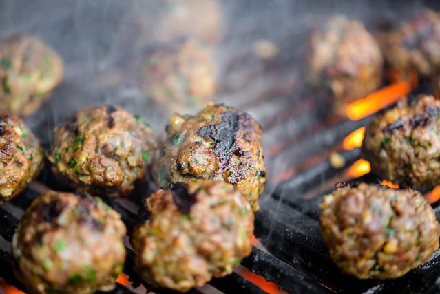 Moroccan-spiced Meatballs