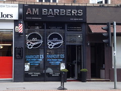 Picture of AM Barbers, 297 High Street