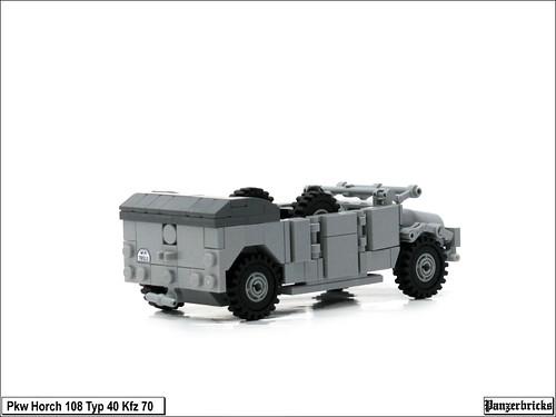 Pkw Horch 108 Typ 40 de Panzerbricks