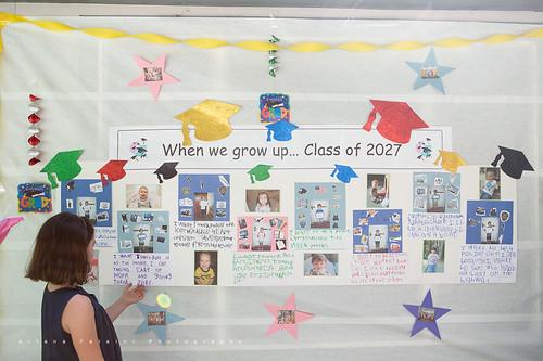 graduation board