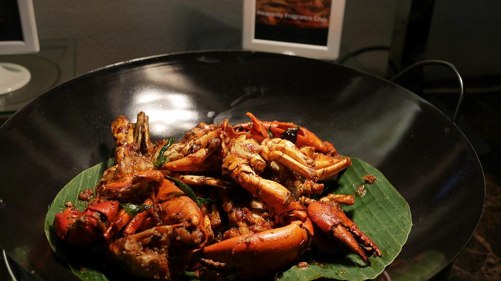 Heavenly Fragrance Crab