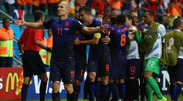 España-Holanda 4
