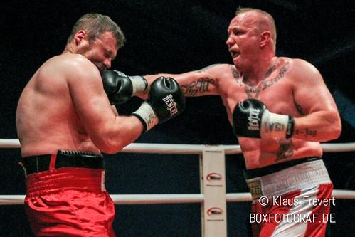Werner Kreiskott vs Adnan Buharalija