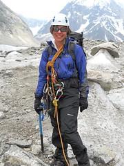 Glacier Practice on Mer du Glace