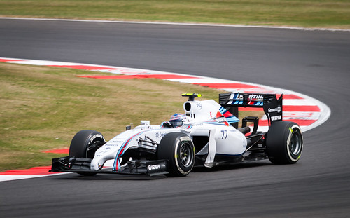 F1 - Williams - Valtteri Bottas