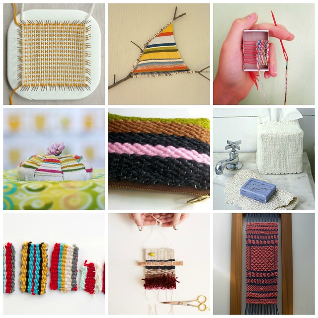 Weaving tutorials
