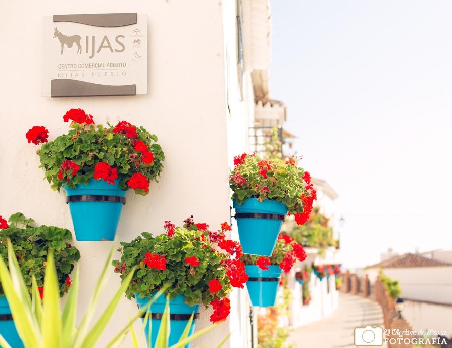 Postales de Mijas