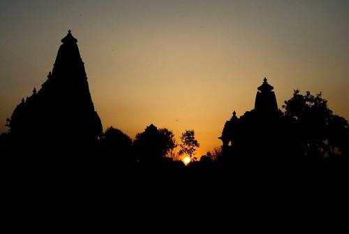 Khajuraho Sunrise