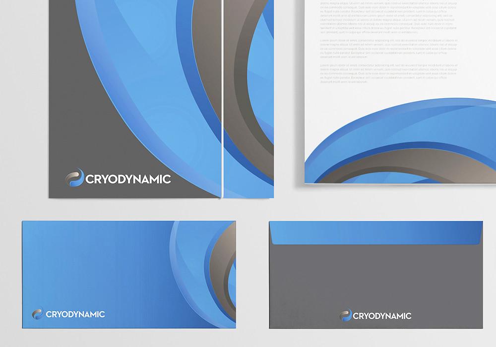 Cryodynamic branding
