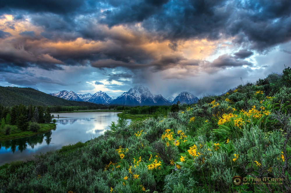 Storm at Oxbow Bend 2429