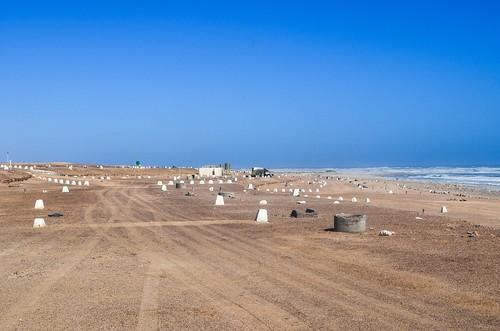 Mile 108 campsite, Namibia