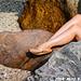 Stella's Legs by mvanhelder