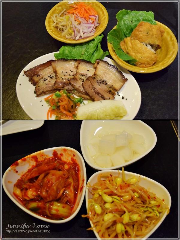 38 酸菜豬五花套餐