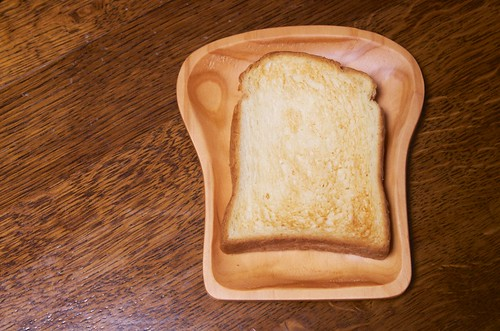 PAN MAISON WOOD BREAD TRAY