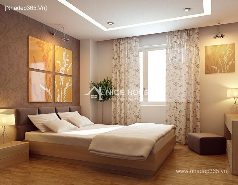 Thiết kế nội thất chung cư đền lừ - hà nội_1