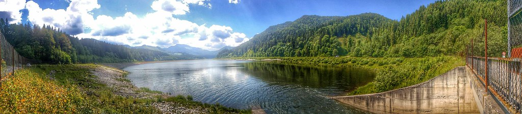 Lake Panorama 180° EyeEm Nature Lover at Čierny Váh