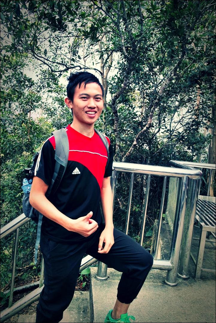 산악 마라톤 선수이자 키나발루산 가이드인 윙쓴-'키나발루 산 등정 Climbing mount Kinabalu Low's peak the summit'