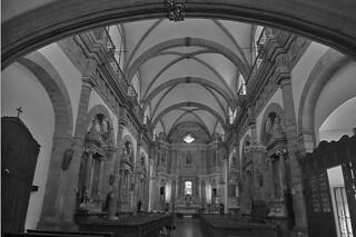 Guadalajara - Templo de San Agustin inside