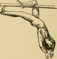 "Image from page 18 of ""Gymnastics and rope climbing"" (1916)"