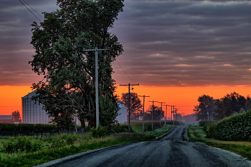 fithian illinois sunrise 61844