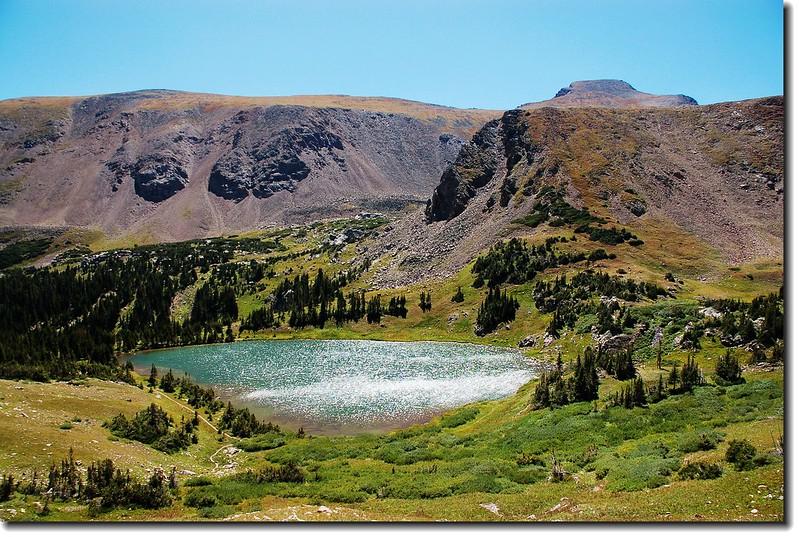 Rogers Pass Lake 4