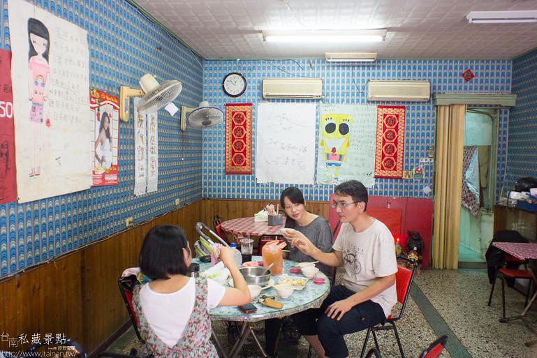 台南私藏景點--玉井各式越南小吃 (4)