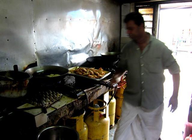 Jubiliee Restaurant, India Street, Kuching 3