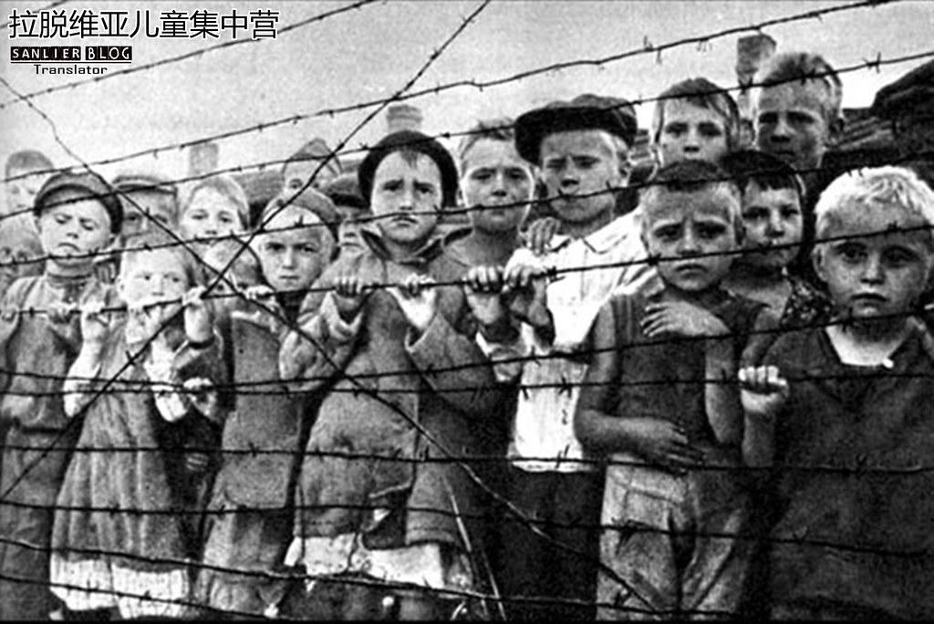 伟大卫国战争中的儿童75