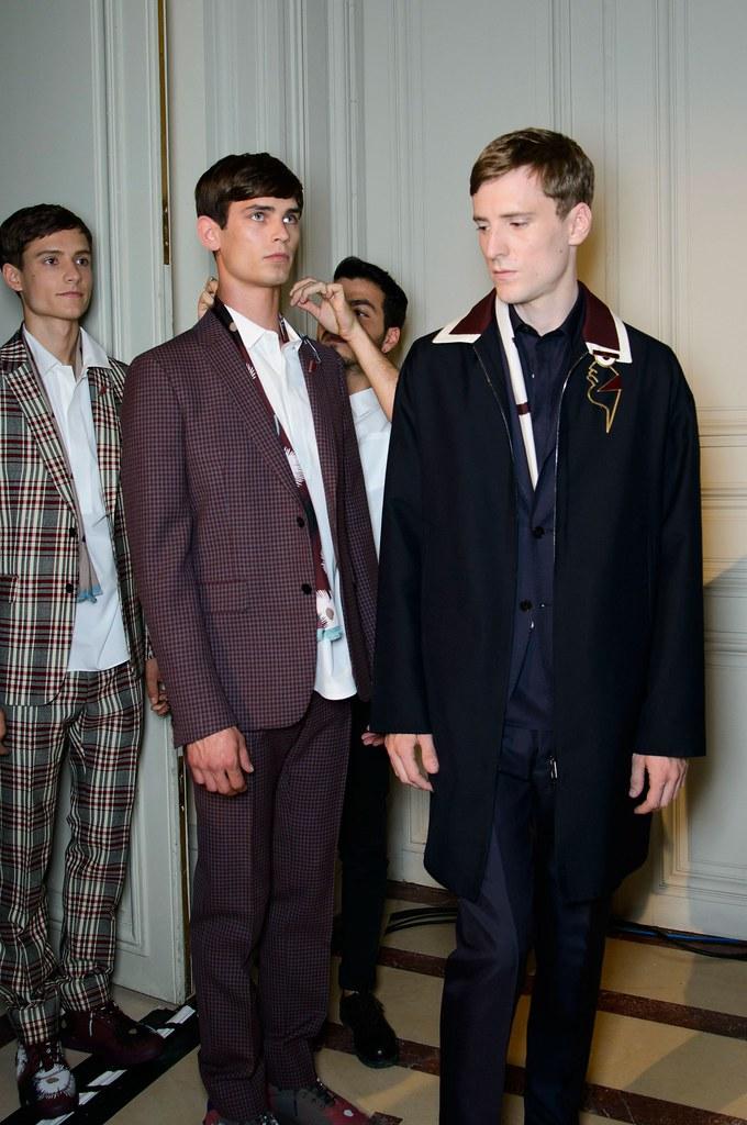 SS15 Paris Valentino492_Florian Luger, Arthur Gosse, George Barnett(fashionising.com)