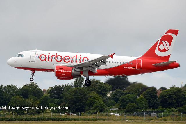 D-ABGO Airbus A319-112