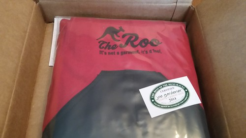 The Roo apron via Apronista.com #giveaway #code #apron