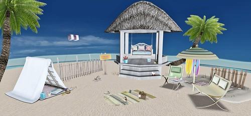beach blanket bingo...